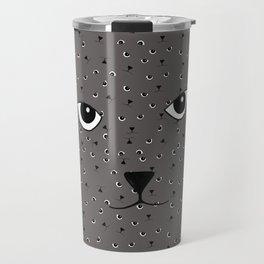 JD (John Doe) Cat Travel Mug