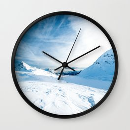 White Mountain 3 Wall Clock