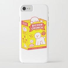 BICHON CRUNCH iPhone 7 Slim Case