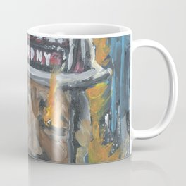Fire Fighter 911 tribute Coffee Mug