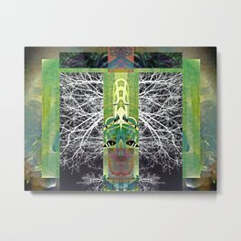 the webs of untold knowledge 1 Metal Print