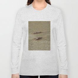 Do not row gentle Long Sleeve T-shirt