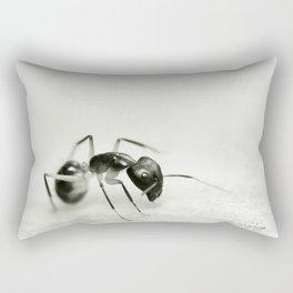 Drunken Ant Rectangular Pillow