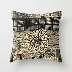cob web Throw Pillow