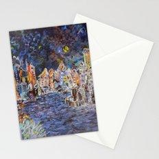 City Lights Stationery Cards