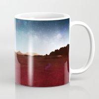 milky way Mugs featuring Milky Way by Sisti | Steve Falcon