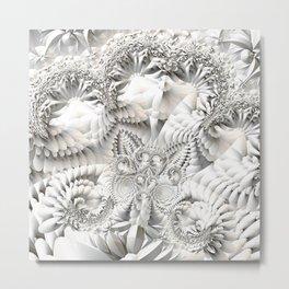 Fratal art Metal Print