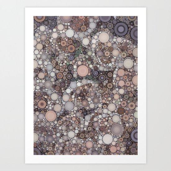 :: Gray Sky Morning :: Art Print