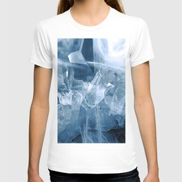 Crystal & Feathers T-shirt