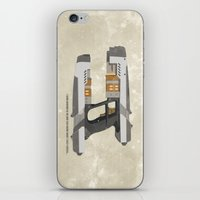 star lord iPhone & iPod Skins featuring STAR LORD - PETER QUILL by LindseyCowley