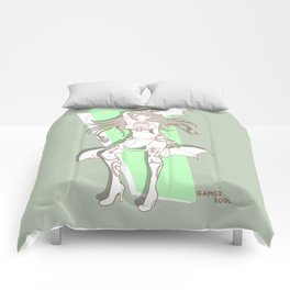 Gamer Soul Fighter Line - Kitana Comforters