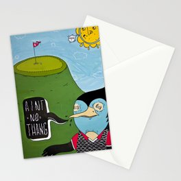 Aint no thang! Stationery Cards