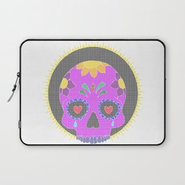 Sugar skull Laptop Sleeve