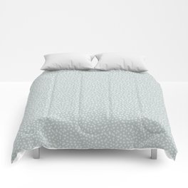 SILVER STARS CONFETTI Comforters