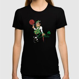 celtics man T-shirt