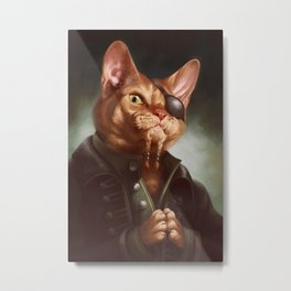 One Eyed Willy Metal Print