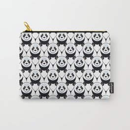 Pure Panda Carry-All Pouch