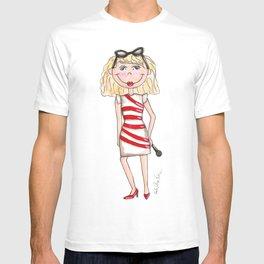 Little Debbie Harry T-shirt