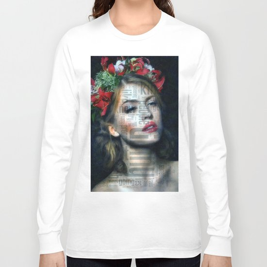 Without Words Long Sleeve T-shirt