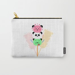Too Kawaii To Eat! Carry-All Pouch