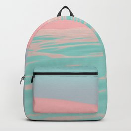 Pink Beach Backpack