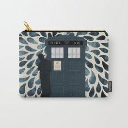Dr Who and his Timey-Wimey Vehicle Carry-All Pouch