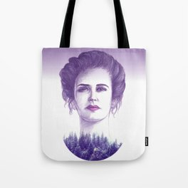 Eva Green/vanessa Tote Bag