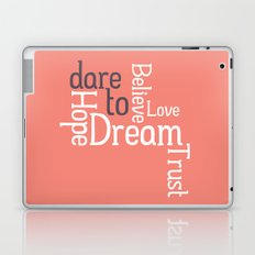 Dare to Love -- Alternate Version Laptop & iPad Skin