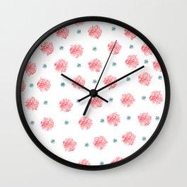 Dots Wall Clock
