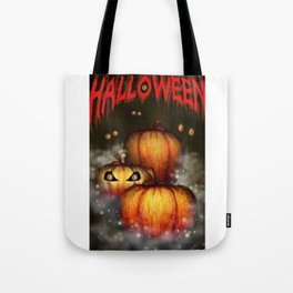 Holiday of halloween Tote Bag
