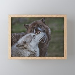 Submission Framed Mini Art Print