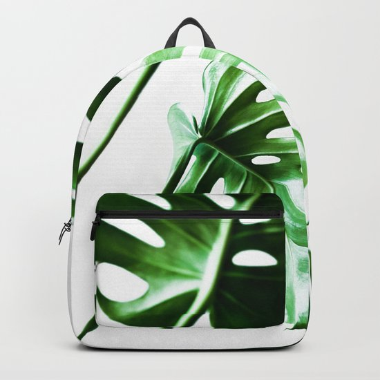Monstera 4 Backpack