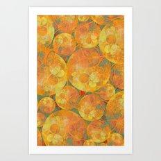 Abstract 1026-2 Art Print