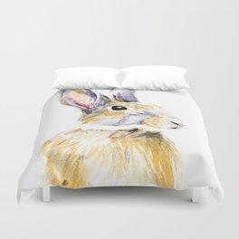 Hare Bunny Duvet Cover