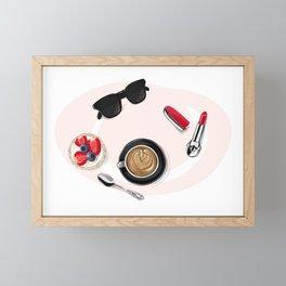 Сoffee Framed Mini Art Print