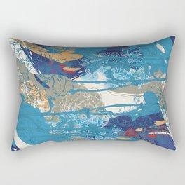 Flowers 01 Rectangular Pillow
