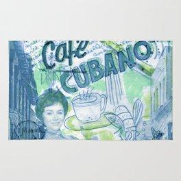 Cafe Cubano Rug