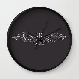 Dingbat Wall Clock