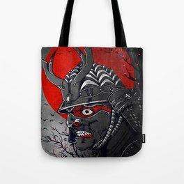 Samurai Z Tote Bag