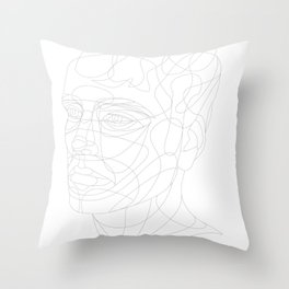All Things Go Throw Pillow