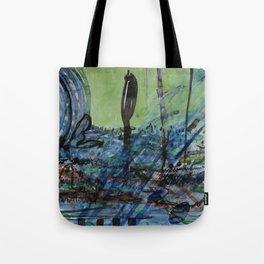 Whirling Hurricane Tote Bag