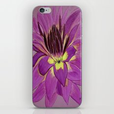 flower close up iPhone & iPod Skin
