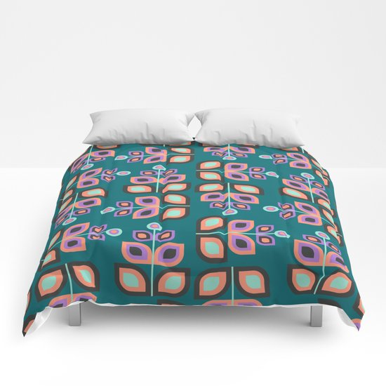 May Flowers Comforters