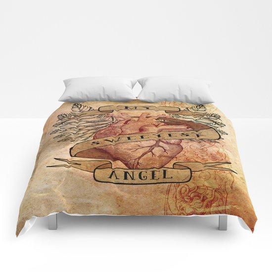 My Sweetest Angel Comforters
