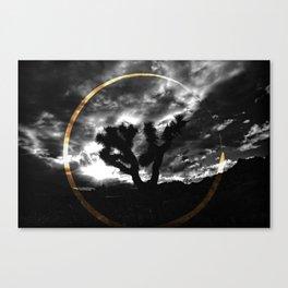 Sacred Joshua Tree — Icons & Relics. Canvas Print