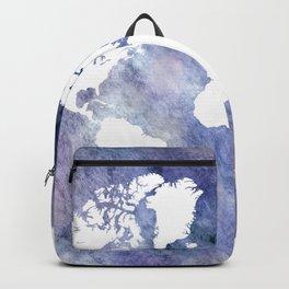 Design 65 world map Backpack