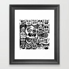 Sketchbook Series 002 Framed Art Print