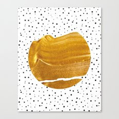 Stay Gold #society6 #decor #buyart Canvas Print