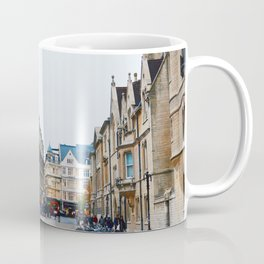 Oxford Streets United Kingdom Coffee Mug