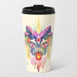 Demon Kitty Travel Mug